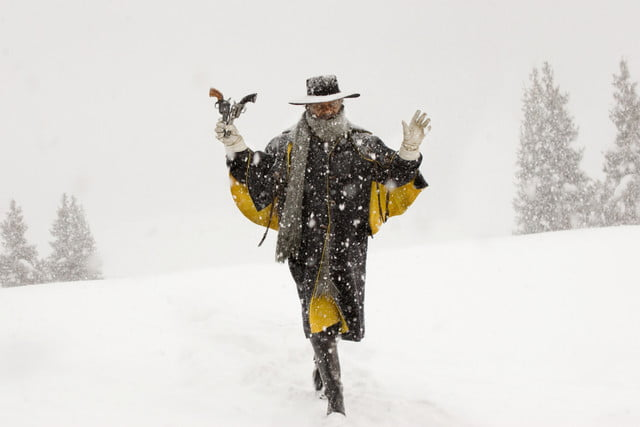 star wars holiday movies the hateful eight