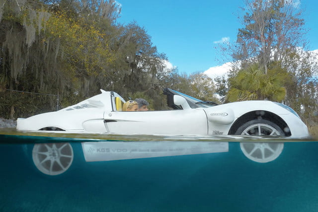 coolest personal submarines the submarine sports car