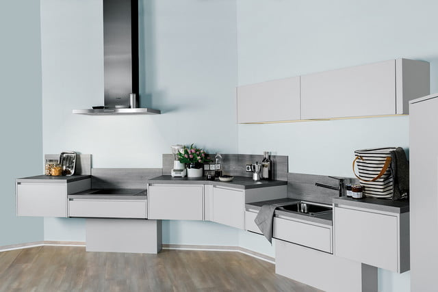 tielsa makes height adjustable counters for kitchens tenera  2
