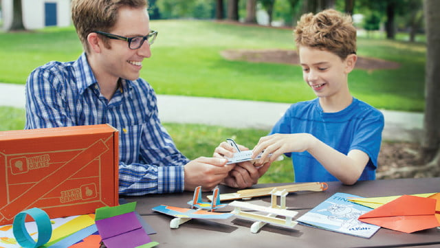 Tinker Crate will have your kids bolting to the mailbox for monthly tech projects