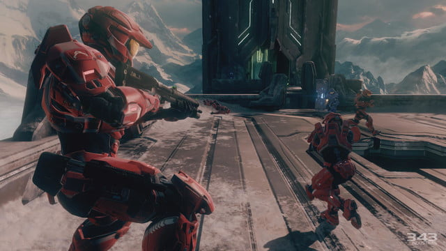TMCC Halo 2 Anniversary multiplayer screenshot 2