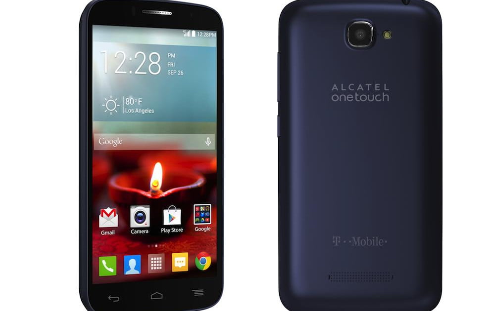 how to put music on my alcatel mobile