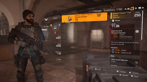 The Division 2: Agent Builds and Specializations Guide