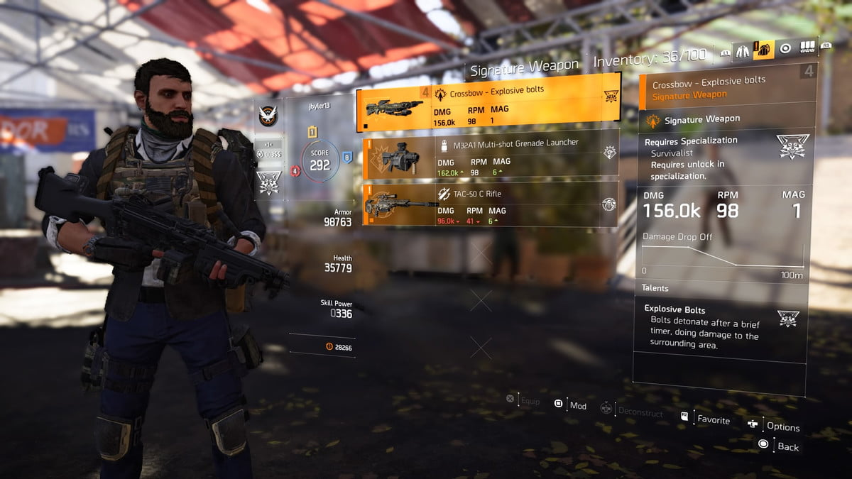 The Division 2 Endgame Guide: How to Reach World Tier 5 | Digital Trends