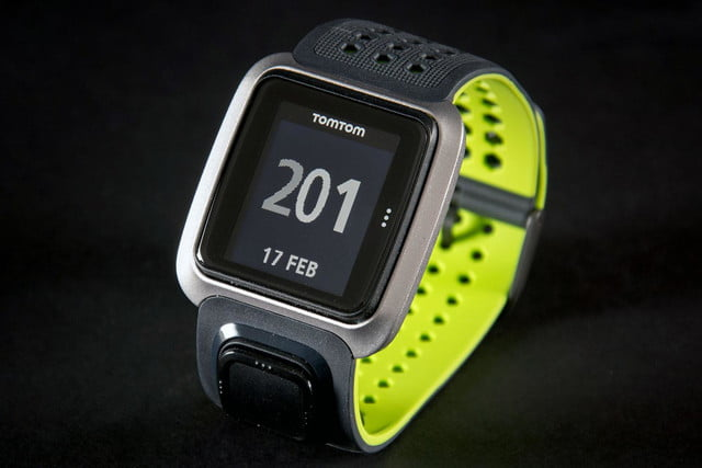 TomTom Golfer top angle
