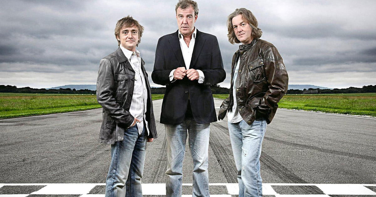 Ambitious but not rubbish: Best 'Top Gear' episodes