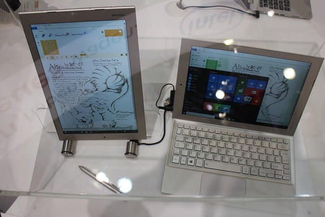 the new laptops of ifa 2015 toshiba dynabook  6