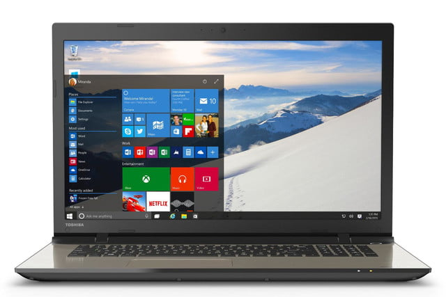 toshiba details new satellite laptops designed for windows 10 l75 angle1