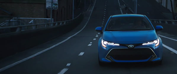 The hatch is back, and packed with tech. Meet Toyota's 2019 Corolla Hatchback