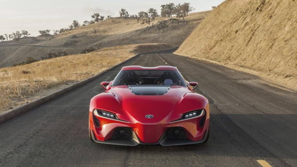 great scott next gen supra boosted bmw engine supercapacitors awd toyota ft 1 concept