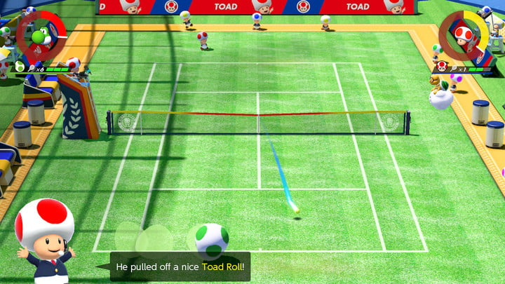 mario tennis aces beginners guide trick shot