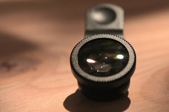 trippy clip lens puts far effect smartphone camera no drugs required 1