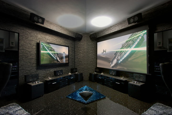 Ordinaire If You Want To Go Big In Your Home Theater ...