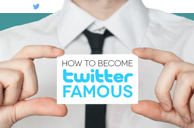 How To Become Twitter Famous Seven Steps With Pictures Digital