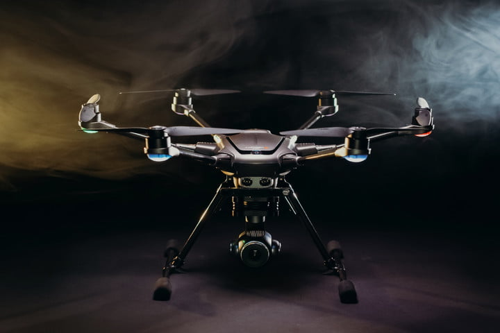 Yuneec unveils three new drones, including an updated Typhoon H Plus