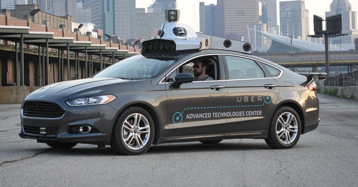 uber reportedly selling its self driving car technology to toyota digital trends. Black Bedroom Furniture Sets. Home Design Ideas