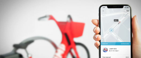 Report: Uber is putting self-driving tech into bicycles