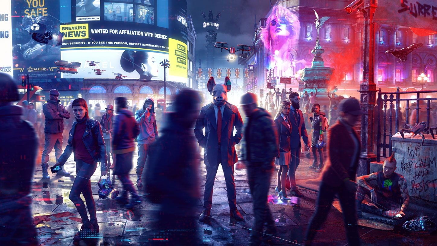 Everything we know about Watch Dogs Legion