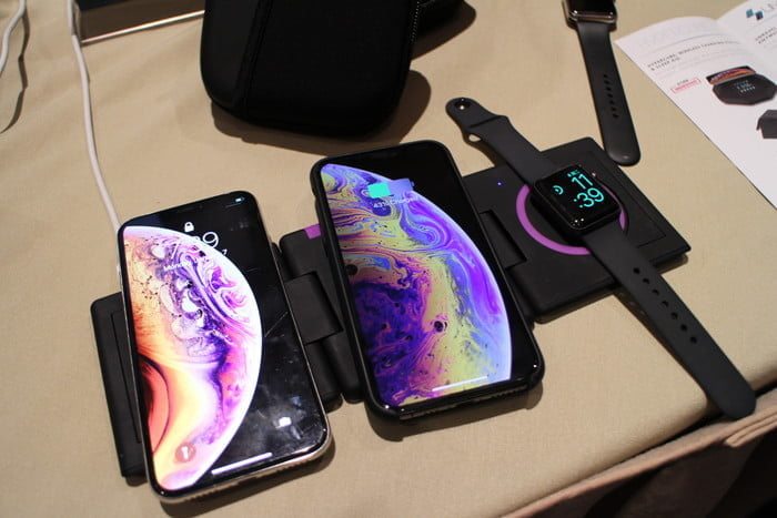 most interesting mobile accessories ces 2019 unravel wireless charging 2