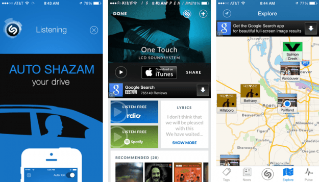 Shazam: which app detects music best?