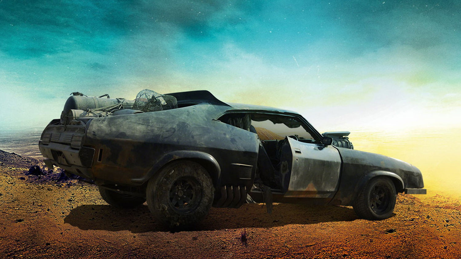 The Best Futuristic Cars From Science Fiction Movies Pictures