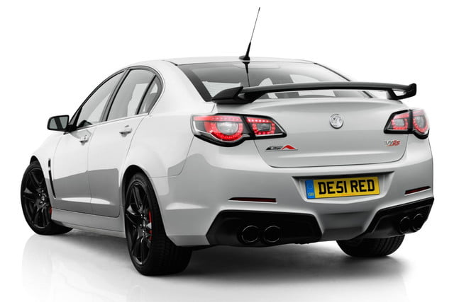 chevy sss british cousin vauxhall vxr8 gets 576 hp upgrade 2