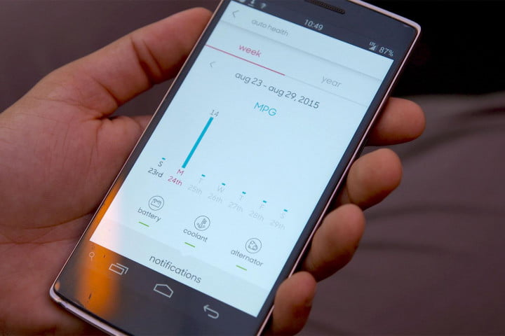 verizons hum gives your old car a new brain verizon mpg