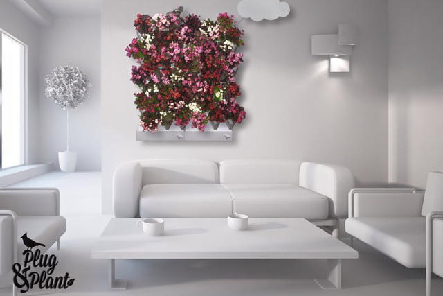 plug and plant is an easy to grow vertical garden green 0011