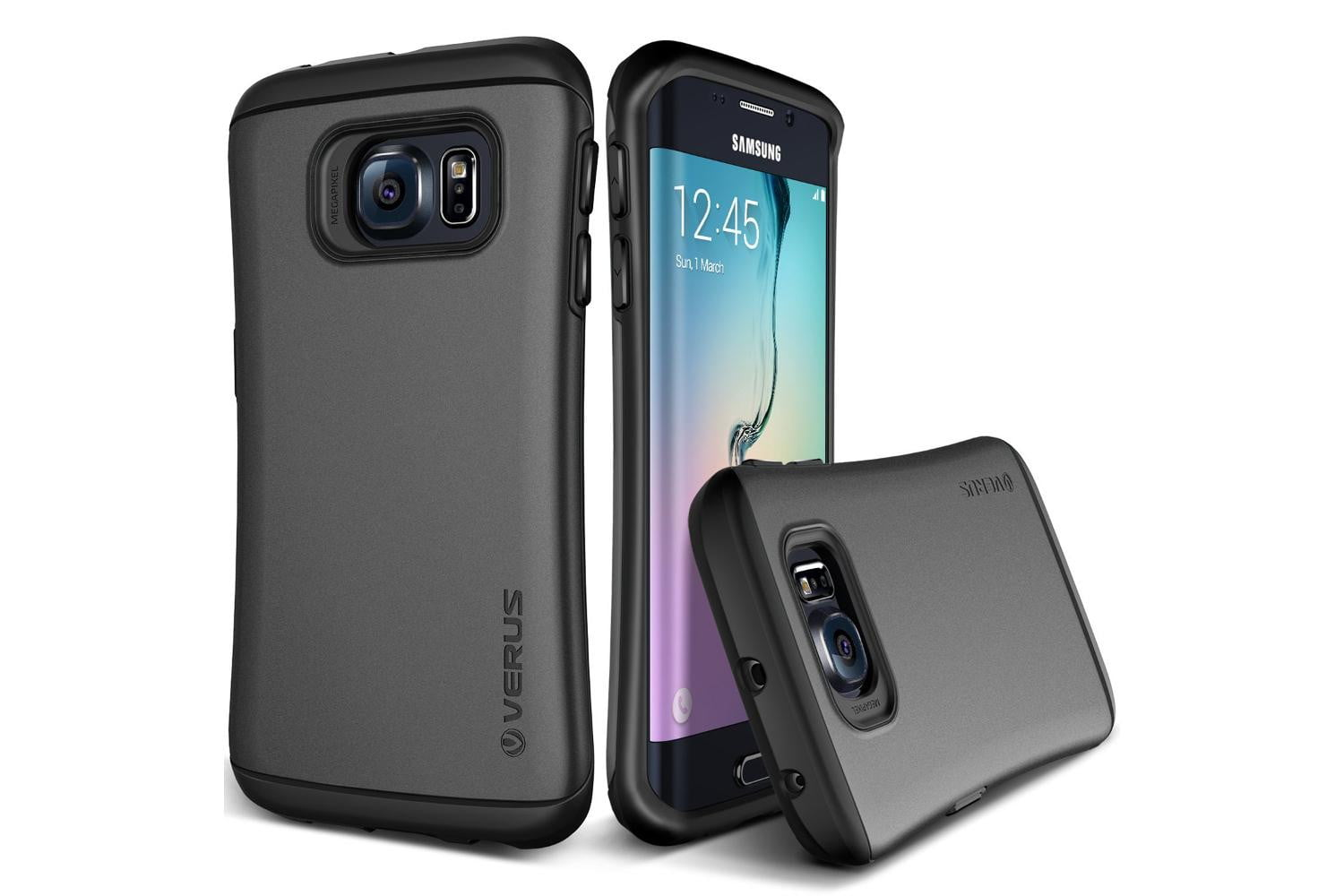 The 23 Best Galaxy S6 Edge Cases And Covers Digital Trends Rearth Iphone 7 Plus Slim Gloss Black Heres A Classic Design Featuring Tpu Inner That Includes Reinforced Corners For Good Drop Protection Polycarbonate Back Panel To Add