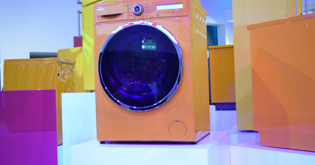 Cool Washers And Dryers From Ifa 2015 Digital Trends