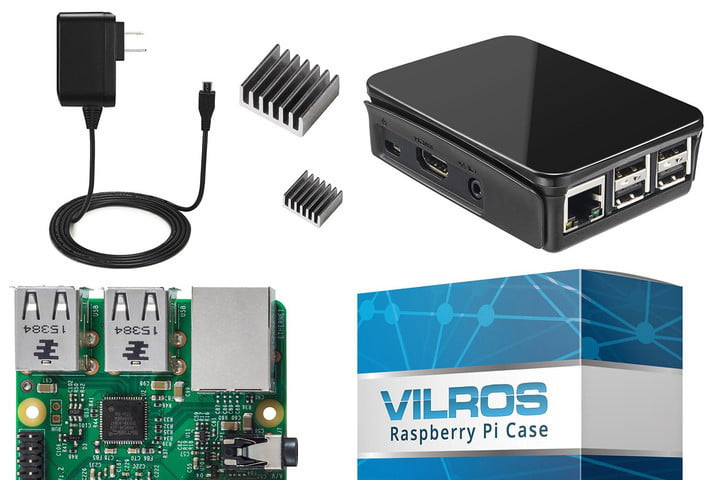 Vilros Raspberry Pi 3 Basic Starter Kit