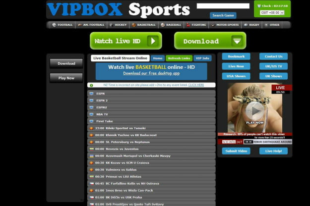 How to stream NBA basketball games online for free ...