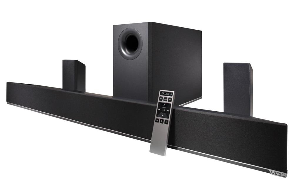 vizio s4251w b4 hookup Buy refurbished: vizio s4251w-b4 51 ch 42 51 home theater sound bar with subwoofer and satellite speakers system with.
