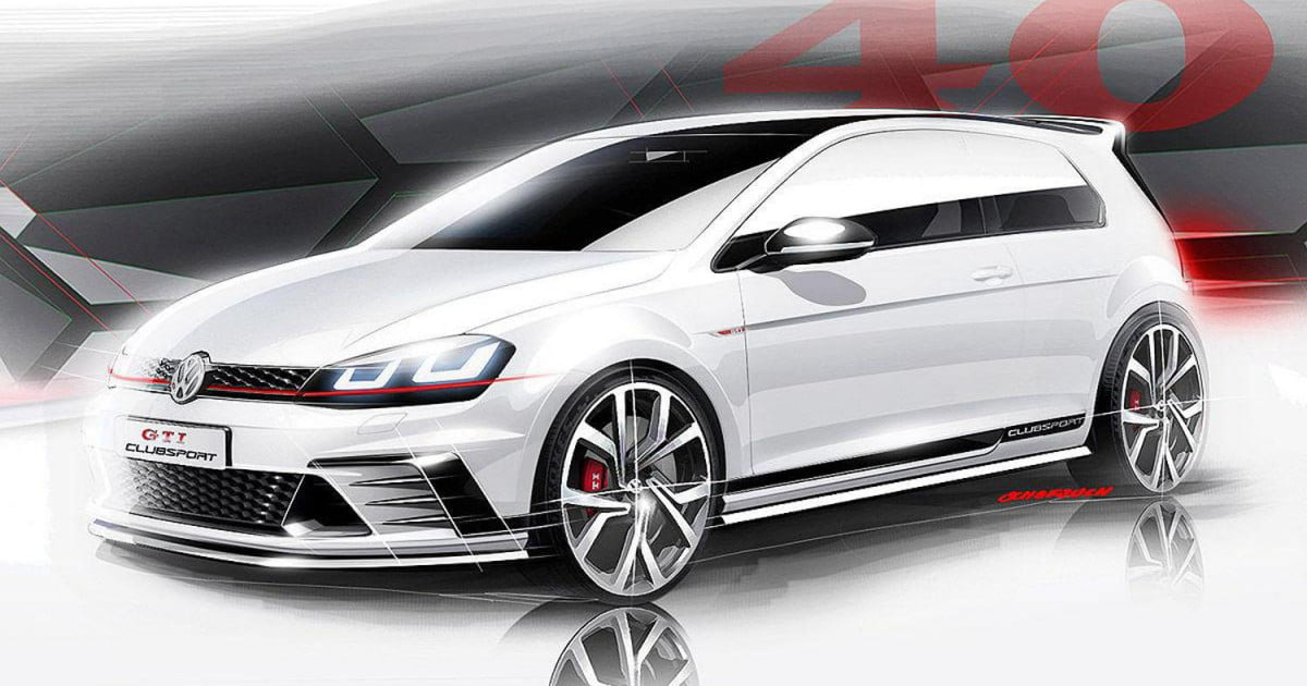 2019 volkswagen gti news specs rumors digital trends. Black Bedroom Furniture Sets. Home Design Ideas