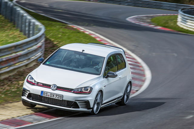 Volkswagens 310hp Golf GTI is the new king of the Ring