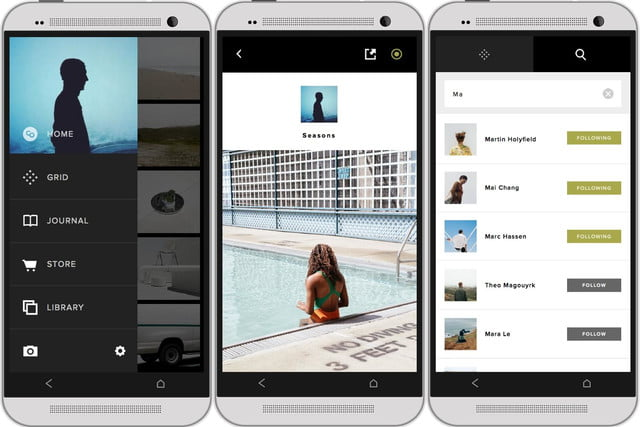 Vsco on android