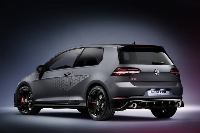 volkswagen gti tcr concept previews 290 horsepower hot hatch vw 3