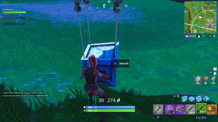 Fortnite Season 6 Week 4 Challenge Guide Easiest Shooting Gallery
