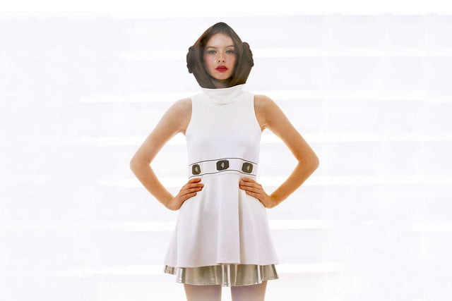 WeLoveFine Princess Leia Dress