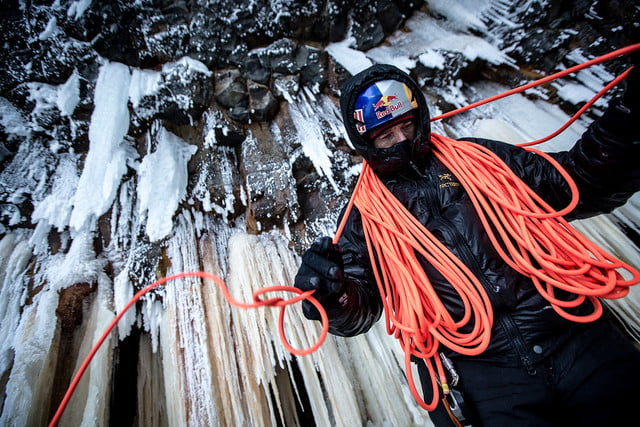 will gadd ice and mixed interview rope