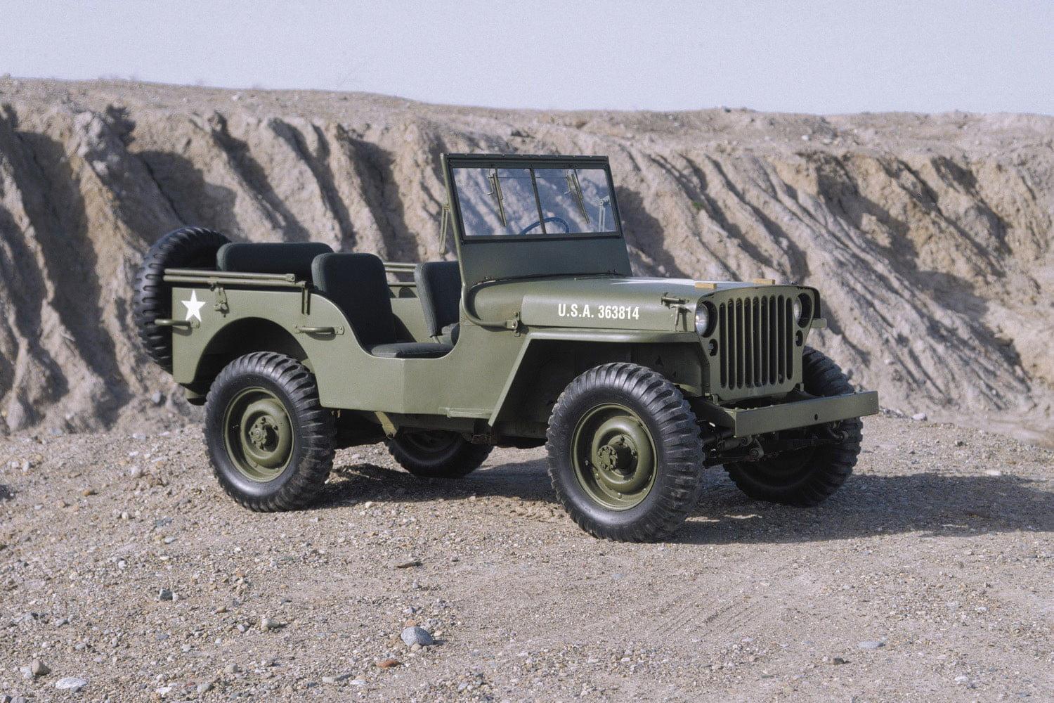 The History Of Jeep Digital Trends