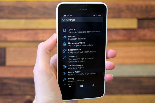 windows 10 technical preview phone hands on lumia 635 0130