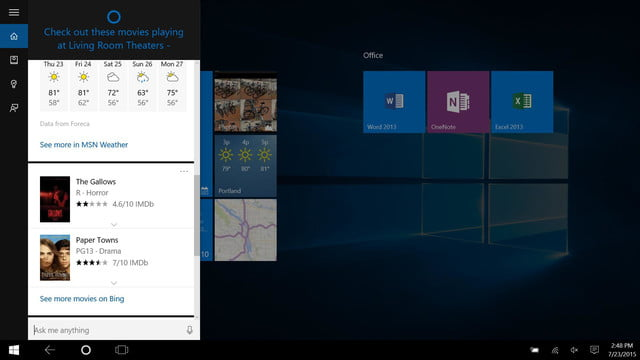windows 10 review tablet 11