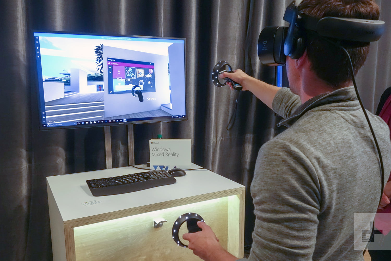 Your Next Vr Headset Will Connect Over A Single Usb C Cable Quickar Electronics How To Hook Up Leds Choosing The Correct Wiring Digital Trends