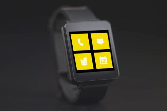 Microsoft Smartwatch Outed in New Patent