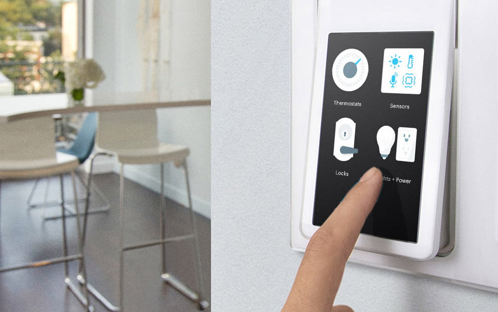 Wink Relay Smart Home Touchscreen Control Panel Deal 29