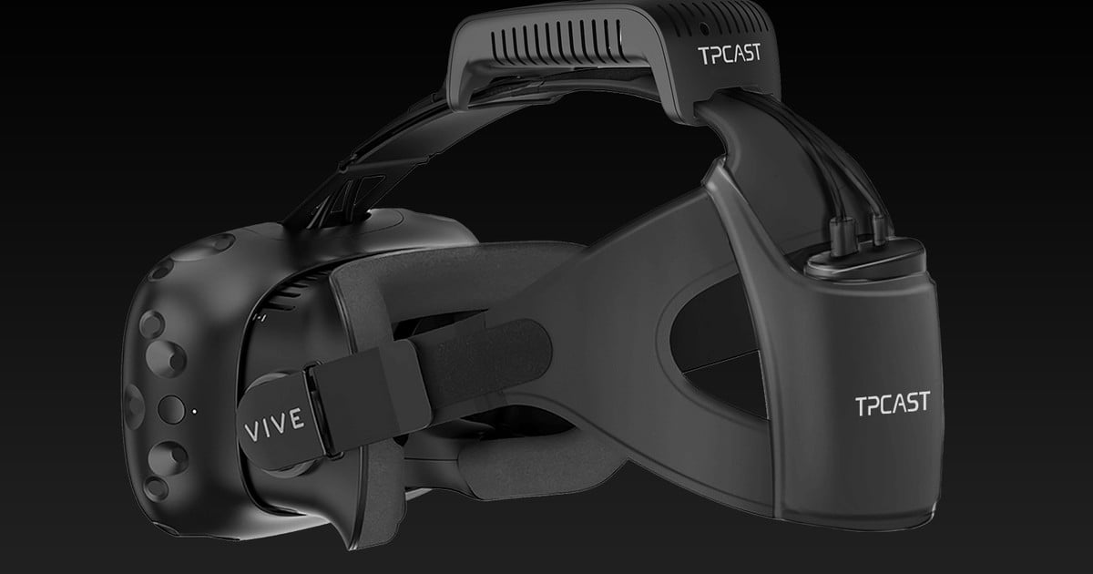 CES 2017: HTC Vive Is About to Get Comfier, And Go Wireless This Year