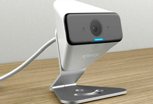 xfinity home security camera faces license plates indoor outdoor 3