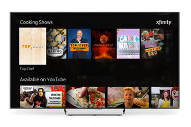 YouTube Joins Netflix on Comcast's Xfinity X1 Cable Boxes | Digital
