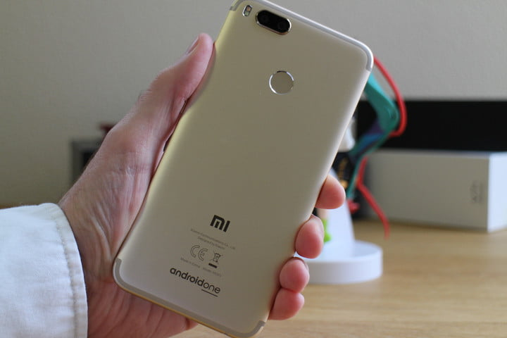 How to Use the Xiaomi Mi A1 Camera and Portrait Mode | Digital Trends